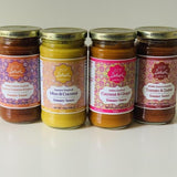 Flavored Simmer Sauces from local & woman owned Denver Business: DIY Delish