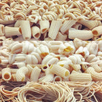 Dried Pasta varieties from local craft pasta maker, Pastificio Boulder