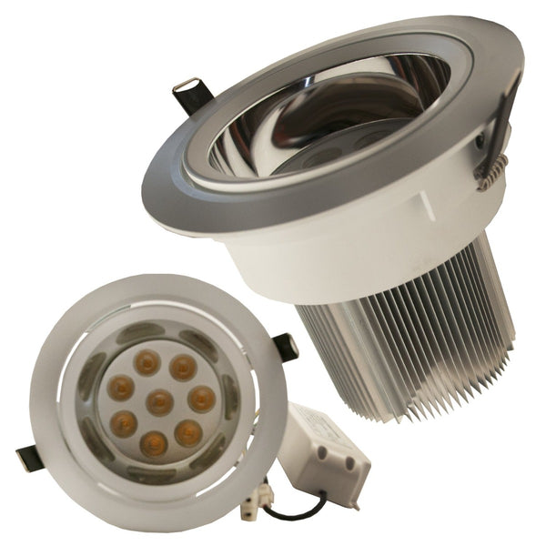 Embutido LED 24W 3000K Multivolt