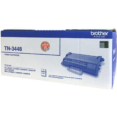 Brother Toner Cartridge TN-3448 Black