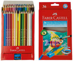 Faber Castel Colored Pencil 36's Long