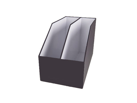 MAGAZINE BOX DOUBLE W/ DIVIDER - ORDER BASIS