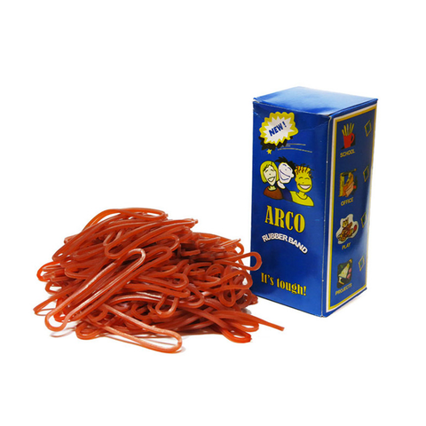 Arco Rubber Band 350g Flat