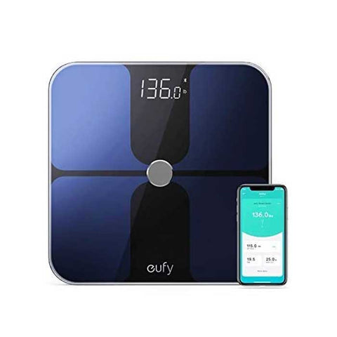 Anker EUFY Body Sense Smart Scale B2C-US Black