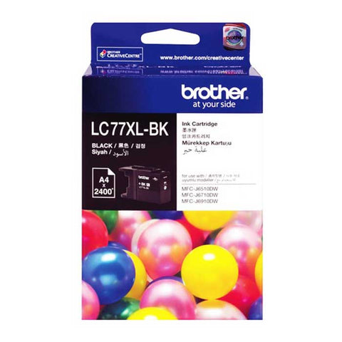 Brother LC - 77XL BLACK