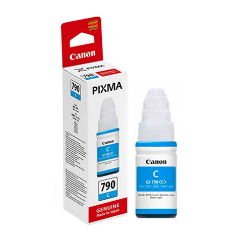 Canon Ink Bottle GI-790C Cyan