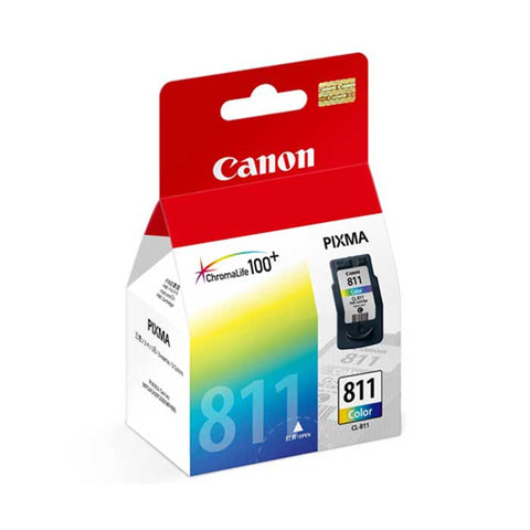 Canon Ink Cartridge CL-811 (Color)