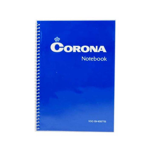 Corona Notebook Spiral#5100 100 Leaves
