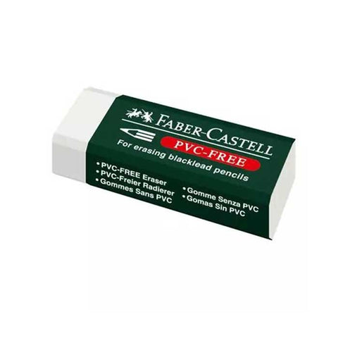 Faber Castel Pencil Eraser #188520 Big PVC