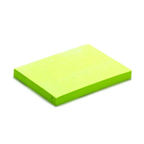 HBWOffice Stick-On Note Pad 3″ x 4″