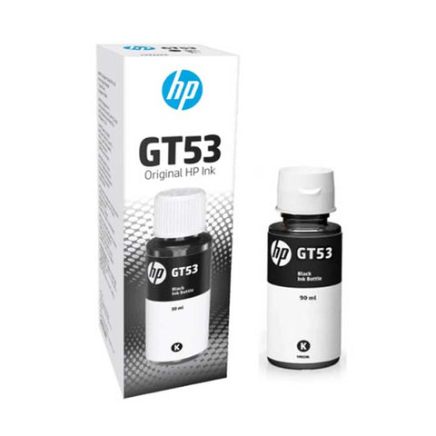 HP GT53 Black Original Ink Bottle