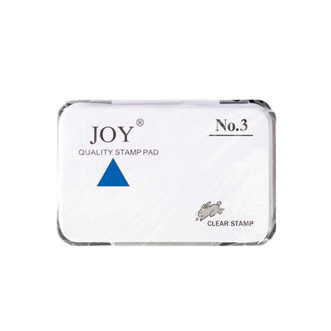 Joy Stamp Pad #3 with Ink Blue