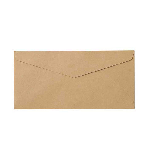 "KRAFT MAILING ENVELOPE SHORT 6-3/4"" 500'S"