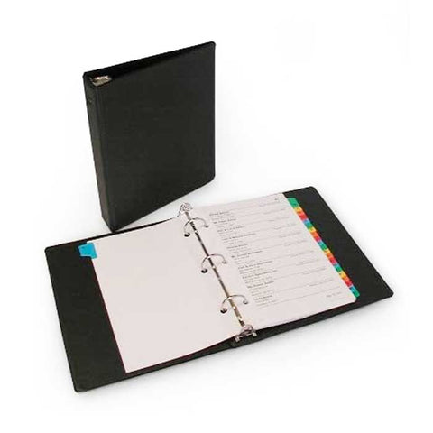LOOSE LEAF BINDER 215mX358m