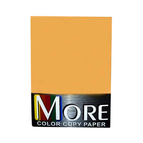 More Color Copy 80gsm Orange
