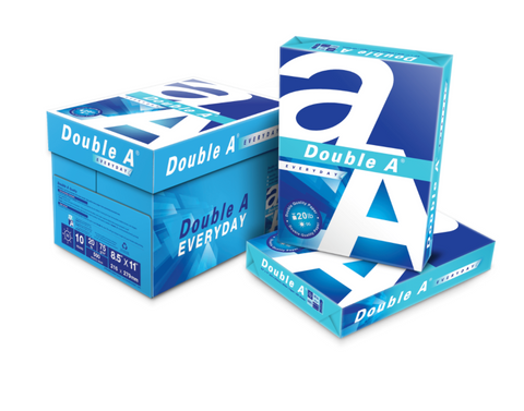 Double A | Copy Paper 70gsm / Substance 20 - Long