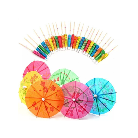 Little Candy Umbrella Toothpick