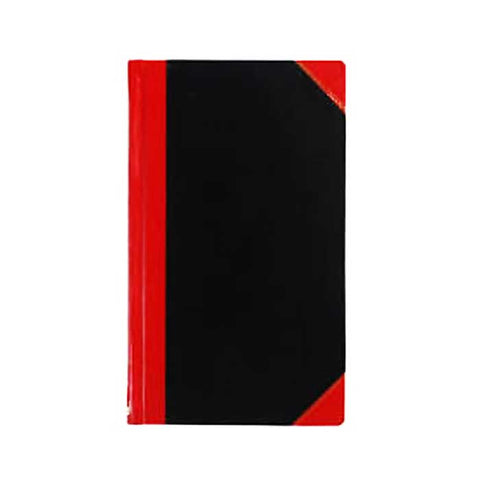 VECO RECORD BOOK #85 BLACK/RED COVER 500PP