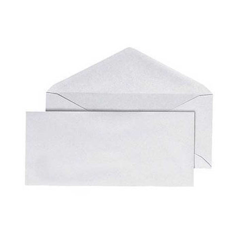 WHITE MAILING ENVELOPE LONG 10XX 500'S