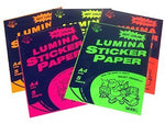 LUMINA HOT COLOR STICKER PAPER