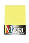 More Color Copy 80gsm Yellow