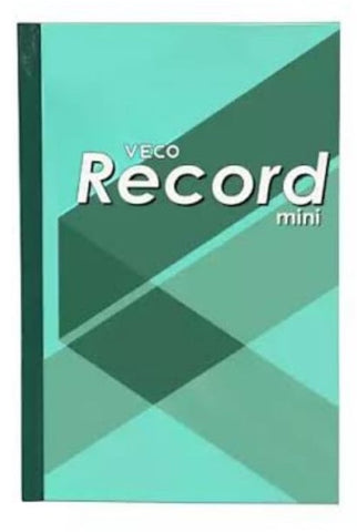Veco Record Mini 150 pages
