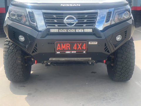 AMR4X4 Dash off-road Front Bar - Nissan