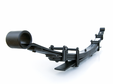 NISSAN NAVARA D40 (V6 DIESEL) SUSPENSION COMPONENTS / Leaf Springs Expedition OASU1140005