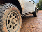 Rock Sliders Pair - ISUZU