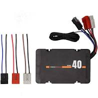 iTECHDCDC40 Dual input 40A In-Vehicle Battery Charger DC DCDC