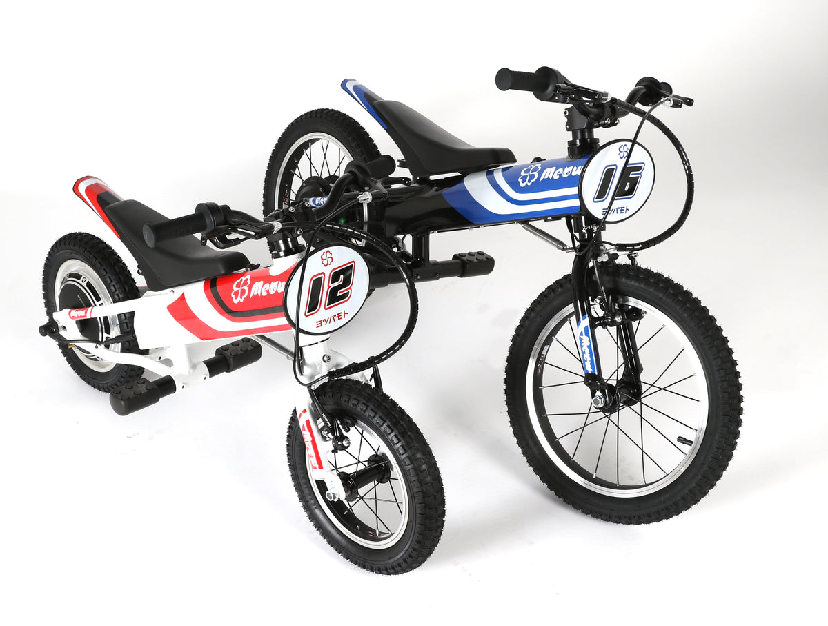 Yotsuba Moto 16 Electric Kids Bike - Electric Dirt Bikes