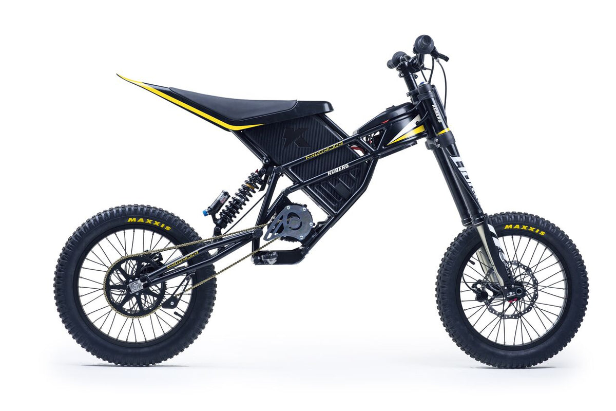 Kuberg FreeRider - Electric Dirt Bikes