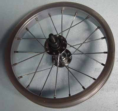 "Oset 12"" Front wheel - Electric Dirt Bikes"