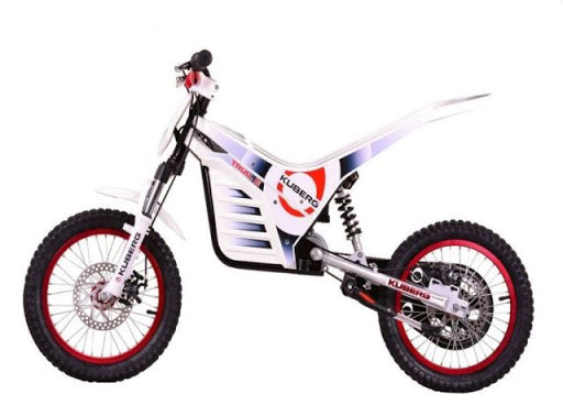 Kuberg Trial E - 36v 750w - Electric Dirt Bikes