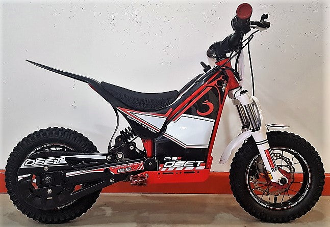 "Seat - padded to Suit Oset 12.5"" - Electric Dirt Bikes"