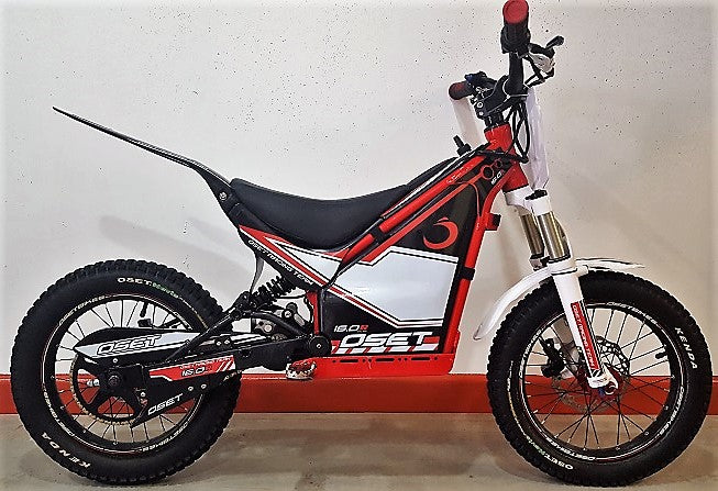 "Seat - padded to Suit Oset 16"" - Electric Dirt Bikes"