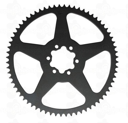 "Oset 16"" 68 Tooth Rear Sprocket - Electric Dirt Bikes"