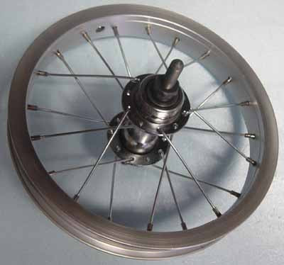 "Oset 12.5"" Rear wheel - Electric Dirt Bikes"