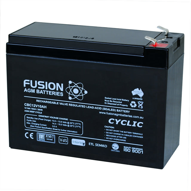 Oset Battery - 12v 10AH - Electric Dirt Bikes