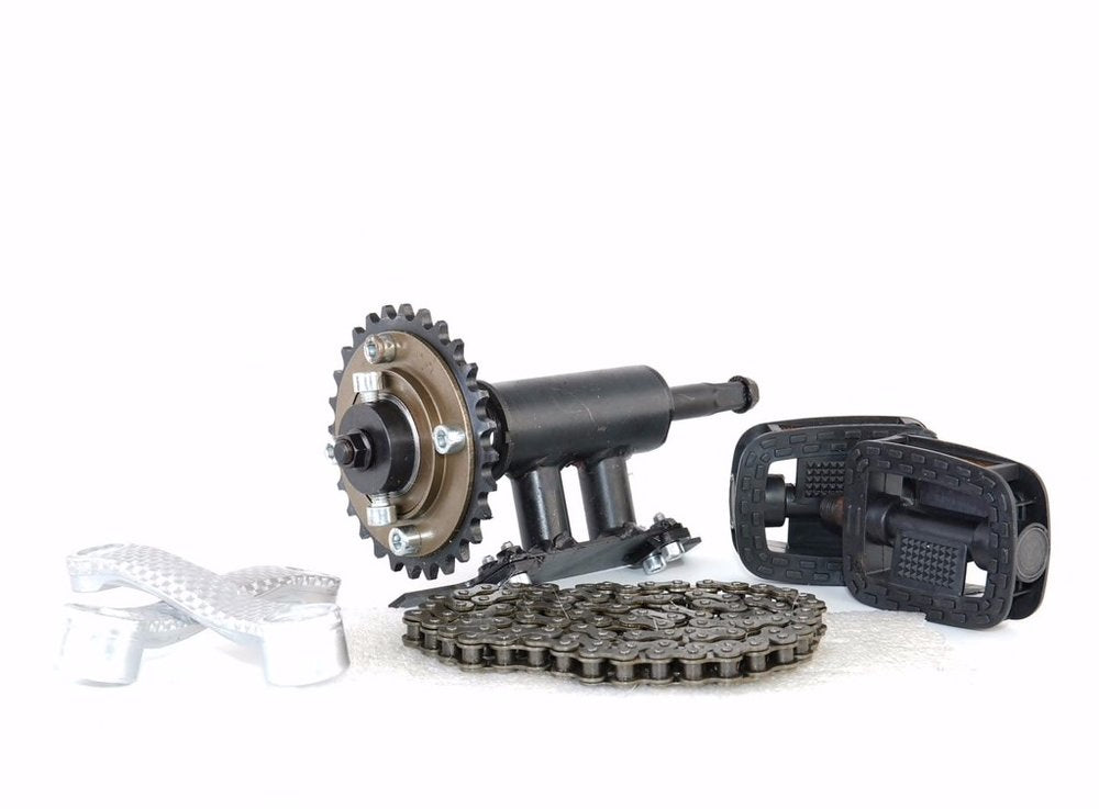 Surron LBX Pedal Kit Assembly - Electric Dirt Bikes