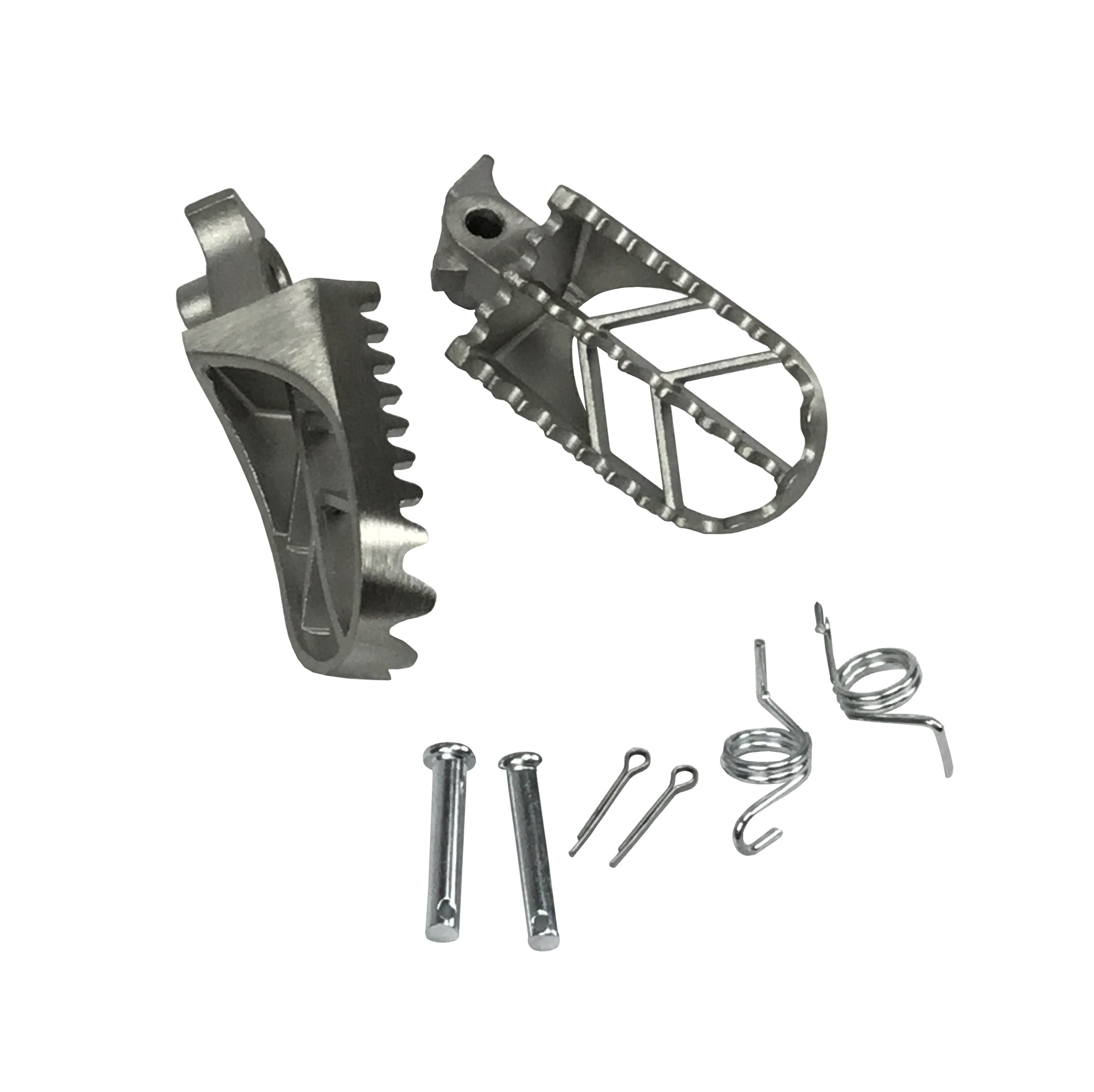 Surron/Segway Stainless Steel Footpegs - Electric Dirt Bikes