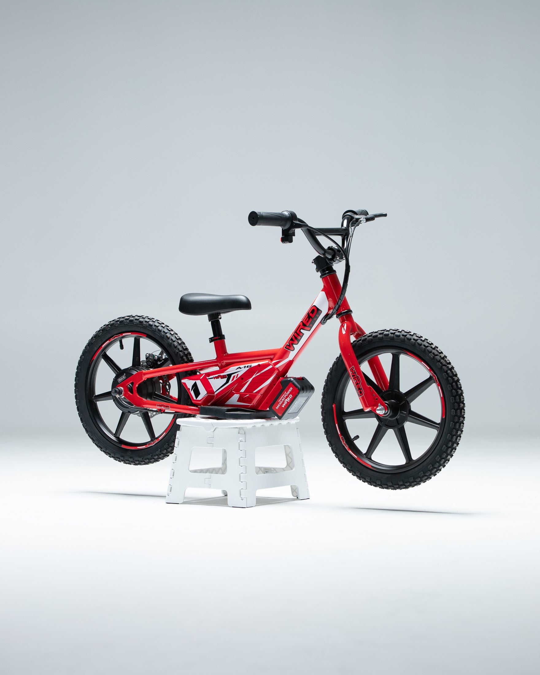 "Wired 16"" Electric Balance Bike - Electric Dirt Bikes"