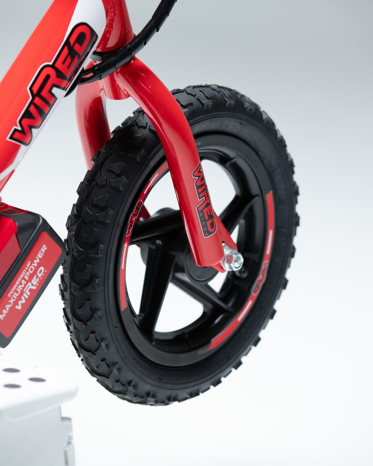 "Wired 12"" Electric Balance Bike - Electric Dirt Bikes"