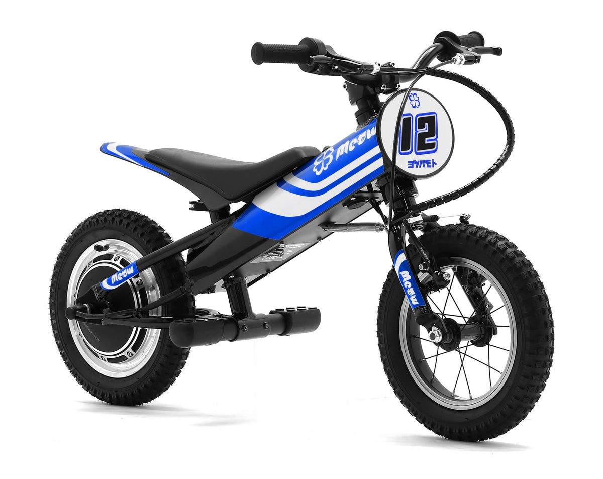 Yotsuba Moto 12 Electric Kids Bike - Electric Dirt Bikes