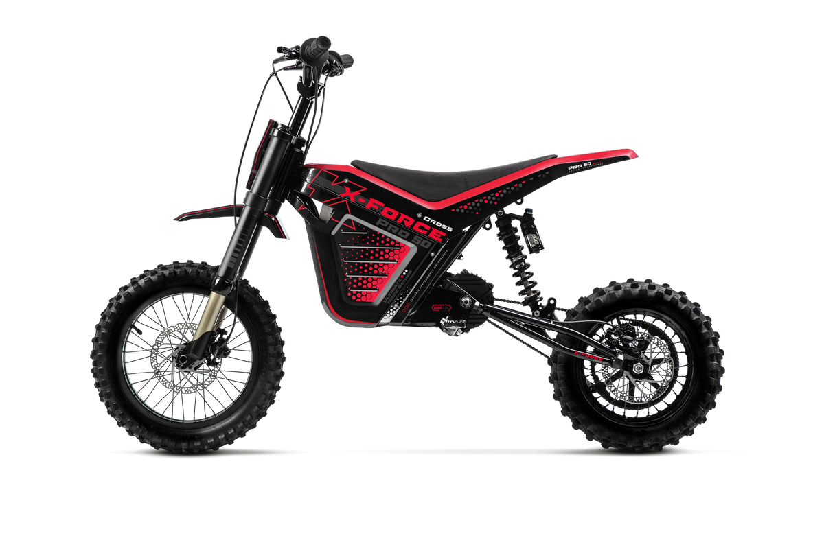 Kuberg X-Force Pro 50 - Electric Dirt Bikes