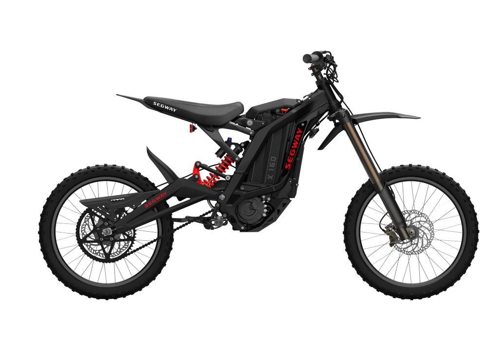Segway X260 Electric Dirt Bike - Electric Dirt Bikes