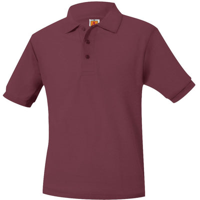 KEY SHORT SLEEVE POLO W/LOGO (8747KEY)