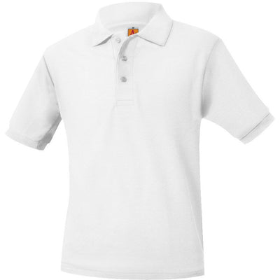 WEST OAK LANE S/S POLO W/LOGO (8747WOLC)