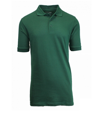 CHES SHORT SLEEVE POLO W/LOGO (8747CHES)