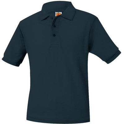 INQUIRY SHORT SLEEVE POLO W/LOGO